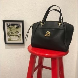 Black Juicy Couture Crossbody Tote